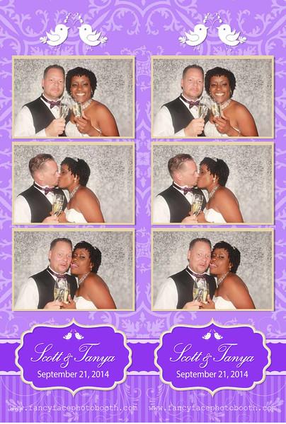 Scott & Tanya 09/21/2014