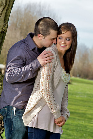 Jessica and Sean's Engagement Session