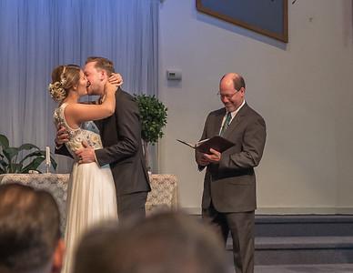 Anna Maria French and Zachary John Port Wedding - May 2016