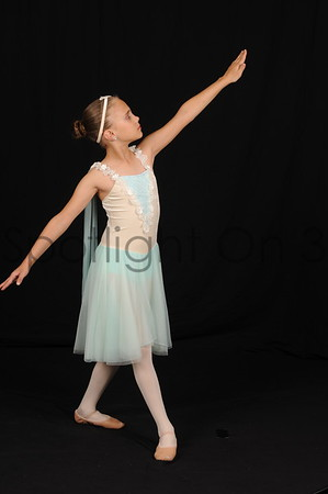 IPR Wednesday  -  Ballet 2,  Ms. Monica