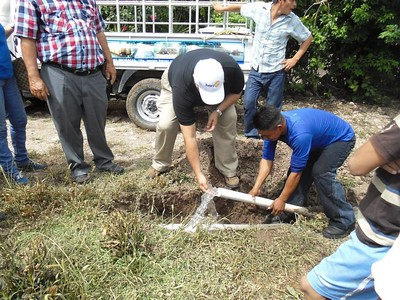 Los Lorenzo Water Project