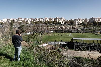 20201211 Racism at Jerusalem Soccer Training