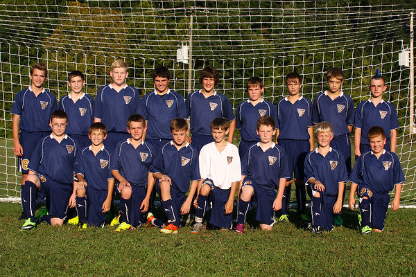 Dupont Middle School Soccer