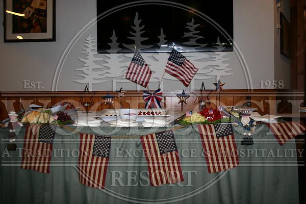 September 15 - Heroes Room Dedication