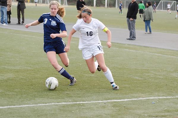 Prep Girls Soccer 2012-13
