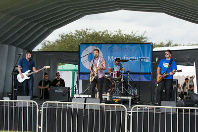 The Enthused @ Nunfest 2014