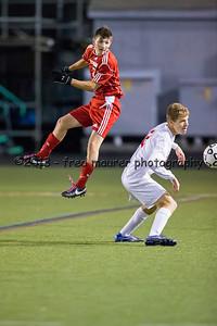 Wilson Boys vs Cumberland Valley  10/29/2013