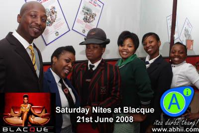 Blacque - 21st June 2008