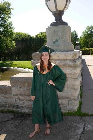 Emily G. Leverance Sr. Graduation