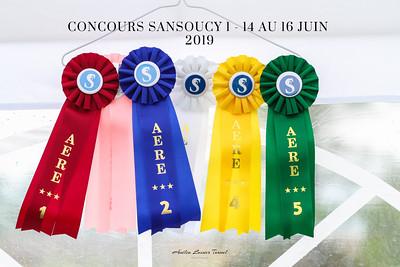 Équitation Sansoucy Show June 14-16, 2019