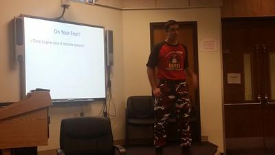 Leadership Boot Camp 12.12