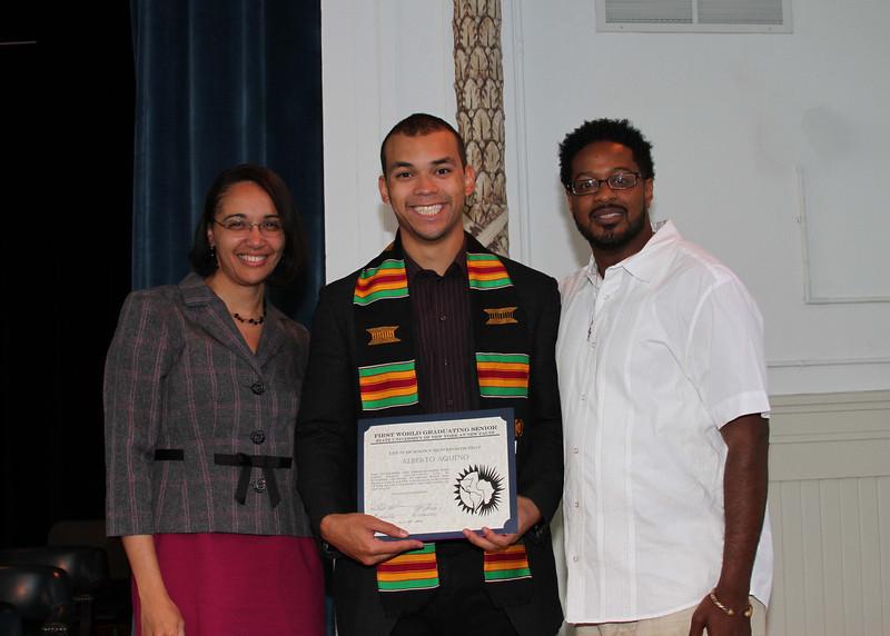 First World Graduation 2012