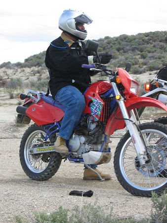 Dual Sport Riding
