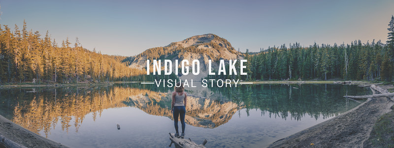 Indigo Lake Visual Story