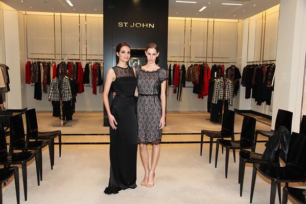ST. JOHN and SAKS FIFTH AV- Fall 2012 (gallery 2), Oct. 11, 2012