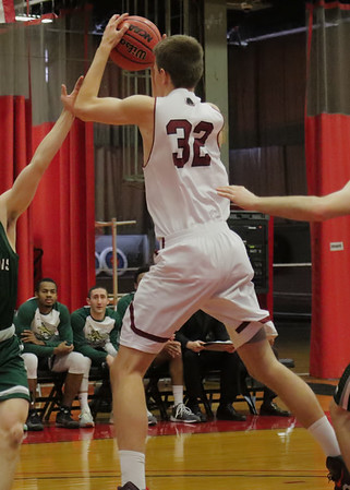 MIT-Sarah Lawrence Men's Basketball Nov. 26, 2016