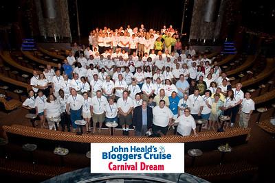 Carnival Dream - December 3rd, 2009
