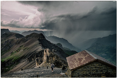 Switzerland - Blümlisalp