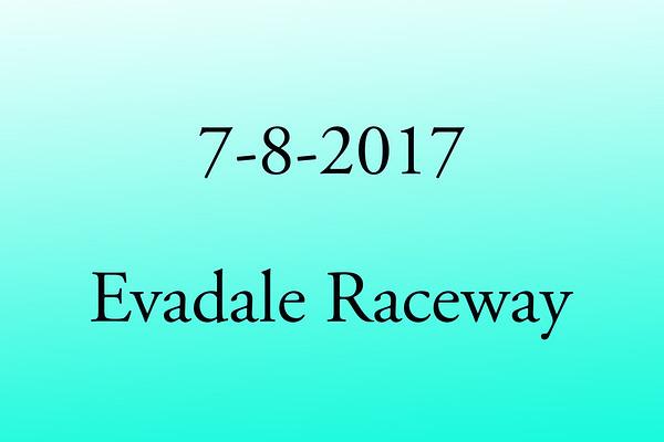 7-8-2017 Evadale Raceway 'Jambalaya Cookoff and TnT'