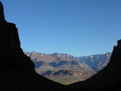 Grand Canyon, December 2007