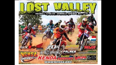 2020 NCHSA Rd 1 Lost Valley
