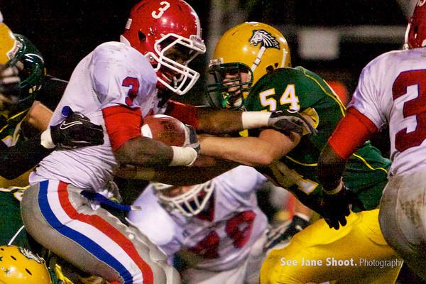 Playoff - Dubuque Hempstead Mustangs 14 - Cedar Rapids Washington 13