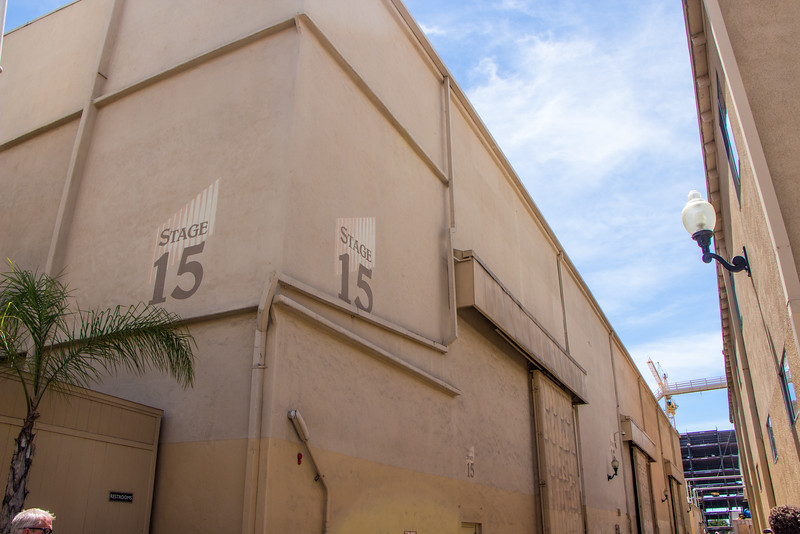 Stage 15 - Filming Location for the Wizard of Oz