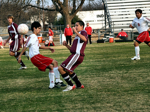 Round Rock High Freshman Soccer 2008