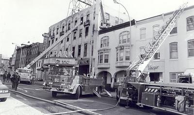 5.20.1978 - 1016 Penn Street, Park Theatre & Daniel Boone Hotel