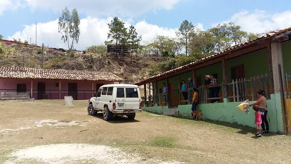 Los Laínez, Honduras, 2016