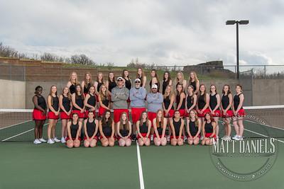 2021 Castle View Girls Tennis