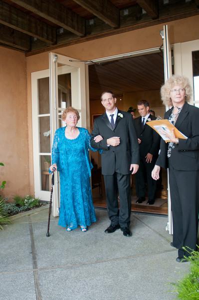garrett and gianna - ceremony