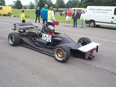 Colerne Wessex Sprint 2001