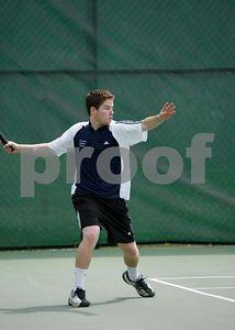 Mens College Tennis
