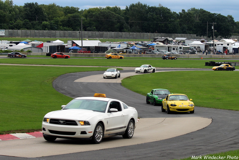 Saturday Pace Lap