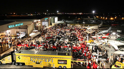 February 24th, 2012 6th Annual DuPont Registry Live! at Boca Aviation