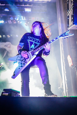 Testament - San Francisco - The Regency Ballroom