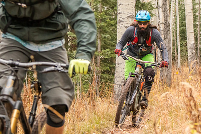 Chasing Epic- Crested Butte w/ The Singletrack Sampler (Oct. '18)