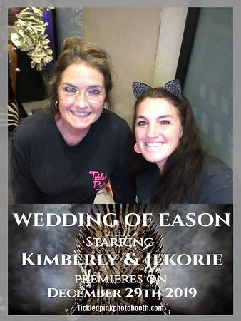 Wedding of Eason