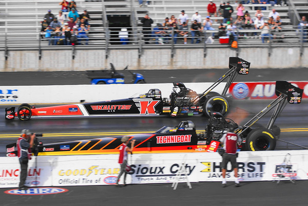 2011 NHRA Finals (Sunday)