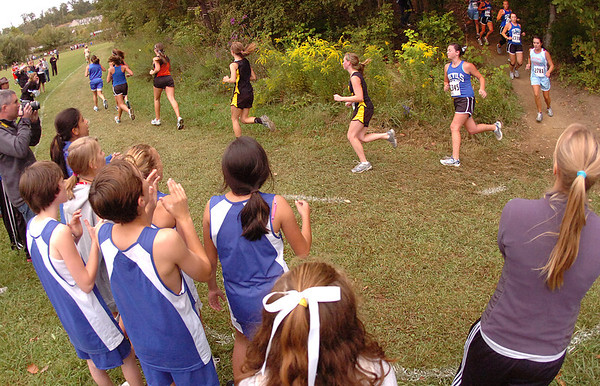 Cross Country 2011