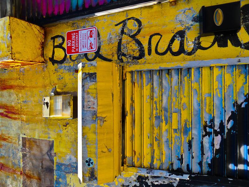Brooklyn Garage
