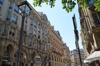 PARIS--Latin Quarter and Ile de la Cite (Notre Dame)