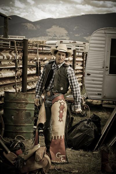 Helmville Rodeo 2009