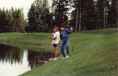 Crystal Lakes #1