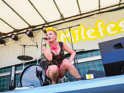milestone 2018 performers saturday