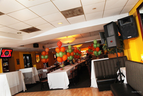 The Wallach Bat Mitzvah September 8, 2012