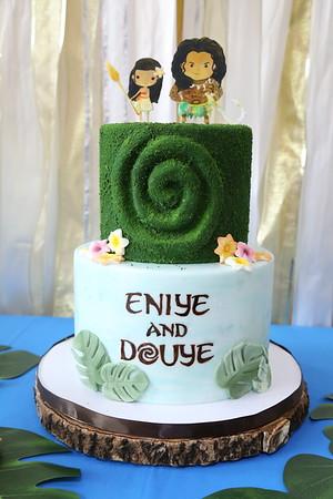 Douye's 1st Birthday