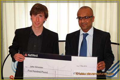 Sports Aid Award - May 2010