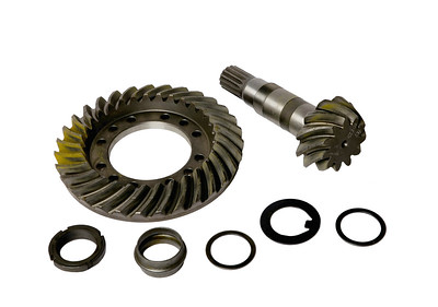 CARRARO FRONT CROWN WHEEL AND PINION 81863255